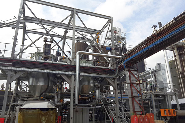 FFS Refinery Plant