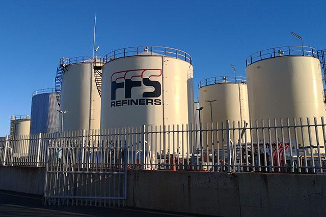 FFS Tank Terminals