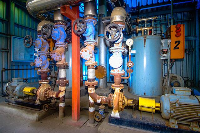 FFR Refineries valves